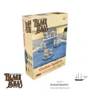 Black Seas Gunboat Squadron