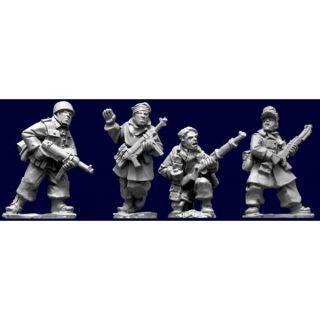 Fallschirmjager Characters (4)