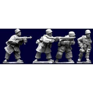 Fallschirmjager MG42 Assault Team (4)