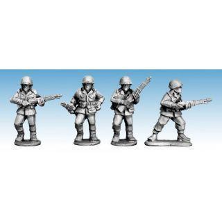 US Infantry Rifles II (Late War)
