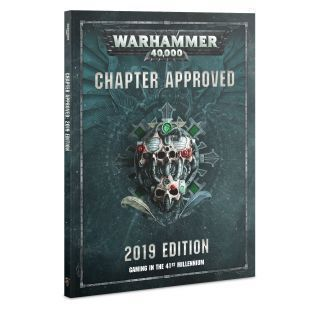WH40K: CHAPTER APPROVED 2019 2019 (ESP)
