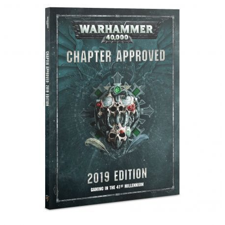 WH40K: CHAPTER APPROVED 2019 (ESP)