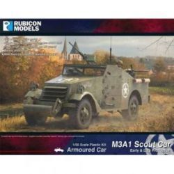 M3A1 Scout Car (Early and Late Production)