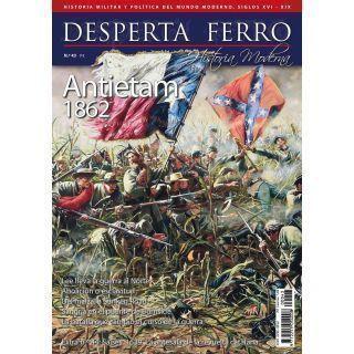 Historia Moderna 43. Antietam 1862 Desperta Ferro