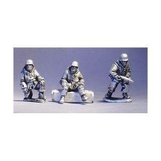 Late War German Gun Crew