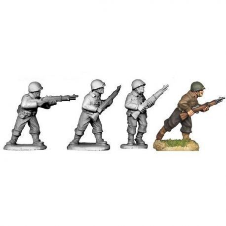 US Infantry Riflemen