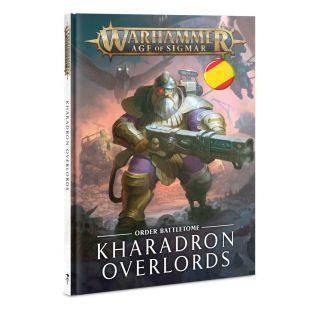 BATTLETOME: KHARADRON OVERLORDS (HB/ABR) ESP