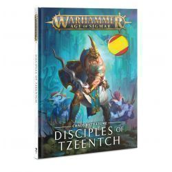 BATTLETOME: DISCIPLES OF TZEENTCH (HB/ABR) ES
