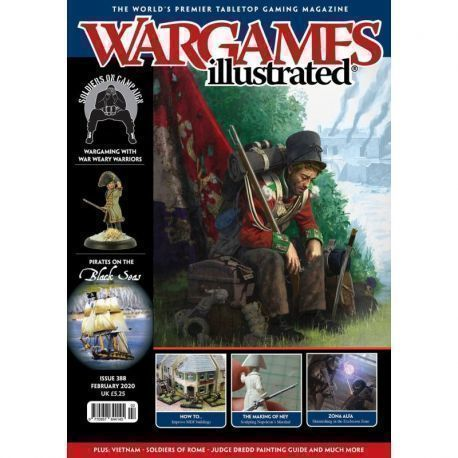 Wargames Illustrated February