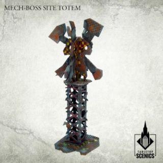 Mech-Boss Site Totem