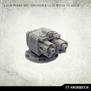 Legionary APC Thunder Gun with Flamer (1)