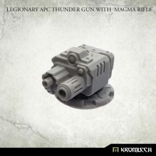 Legionary APC Thunder Gun with Magma Rifle (1)
