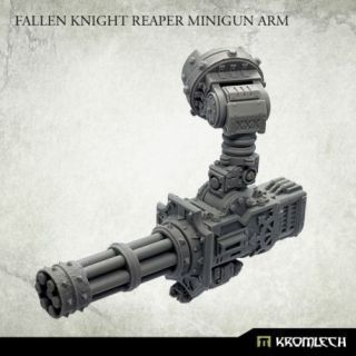 Fallen Knight Reaper Minigun Arm (1)