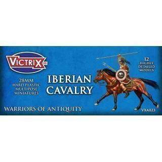 Ancient Iberian Cavalry