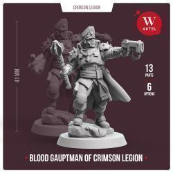 Blood Gaupman of Crimson Legion