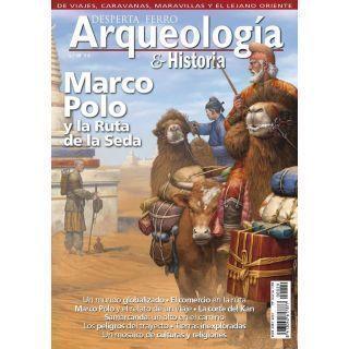 Arqueología e Historia 29. Marco Polo y la Ruta de la Seda
