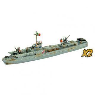 M5 CRDA 60t (Series 1) Boat
