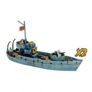 German Kriegfischcutter