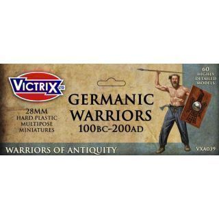Ancient Germanic Warriors