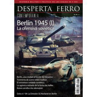 Contemporánea nº7 - Berlín 1945 (I) La ofensiva soviética