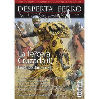 Antigua Y Medieval 58 - La Tercera Cruzada (I): Federico Barbarroja