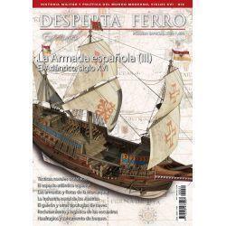 Desperta Ferro Especiales 22 - La Armada española (III). El Atlántico, siglo XVI