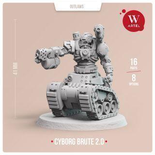 Cyborg Brute 2.0
