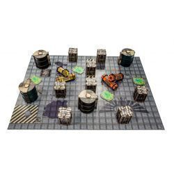 Kill Zone Hive Table Bundle escenografia basica de 28mm para tu mesa de juego