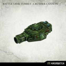 Battle Tank Turret: Crusher Cannon (1)