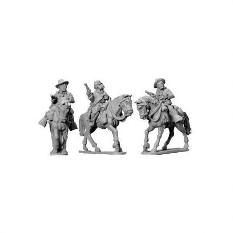 7th Cavalry Troopers (Mtd)