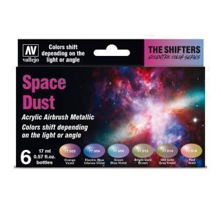 Space Dust (6 x 17 ml./0.57 fl.oz.)
