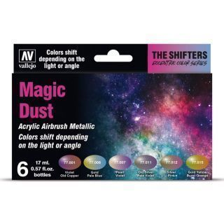 Magic Dust (6 x 17 ml./0.57 fl.oz.)