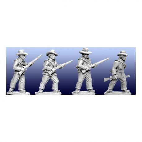 Plains Infantry