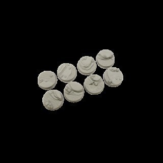 Deep Water Bases 32mm (4)