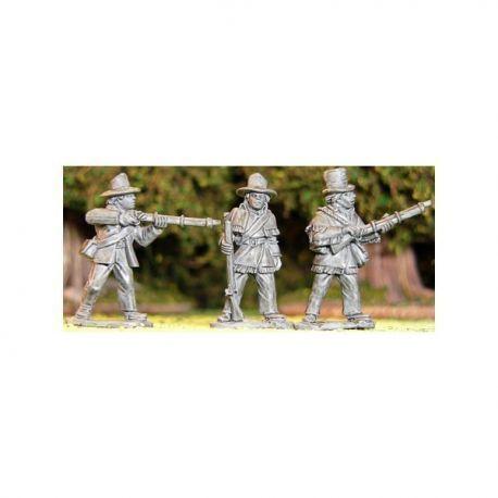 Texian Volunteers III