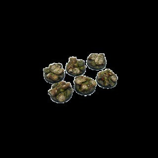 Forest Bases, Round 40mm (2)