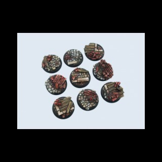 Triad Bases, 30mm WRound (5)