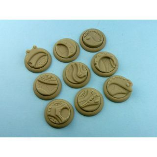 Wraithstone Bases, WRound 30mm (5)