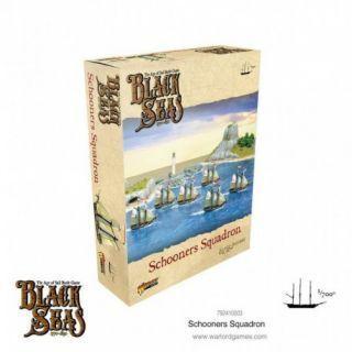 Black Seas: Schooners Squadron