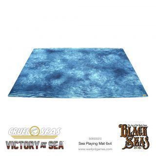 Playing Mat 6x4 Sea Playmats