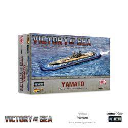 Victory at Sea: Yamato