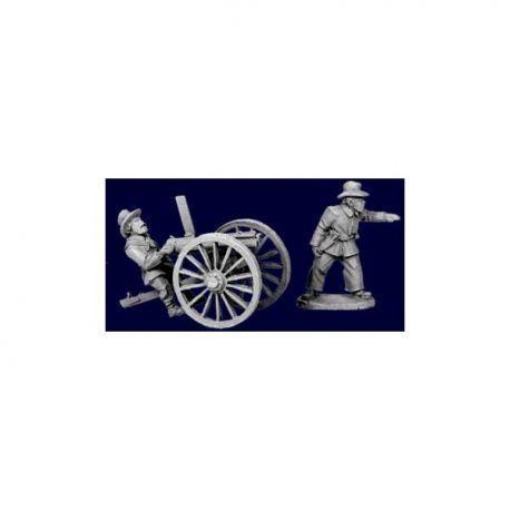 Plains Infantry Gatling Gun