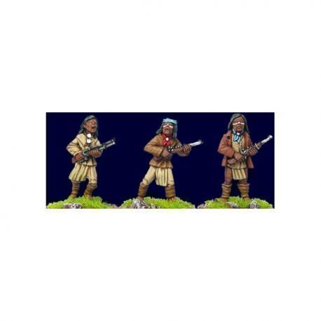 Apache Characters 1