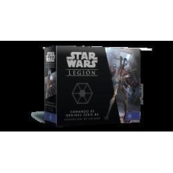 Comando de droides Serie BX