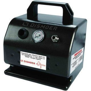 Compresor Compacto con Manómetro D-30