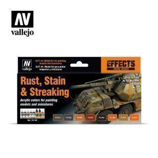 Rust, Stain & Streaking