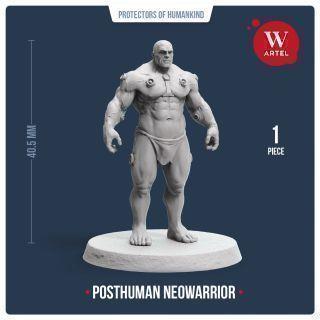 Posthuman Neowarrior