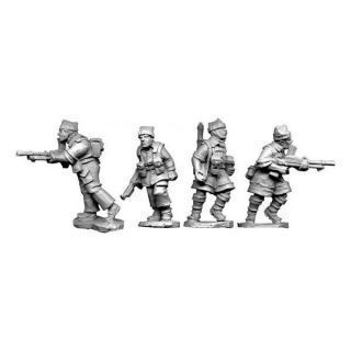 British Commando L.M.G.s