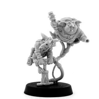 ORK RECON GROT DRONE
