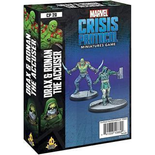 Marvel Crisis Protocol: Drax and Ronan the Accuser